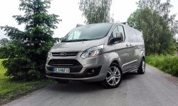 Ford Turneo Custom 2.2 9-os.